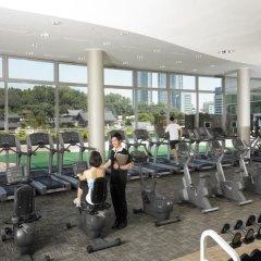 Отель InterContinental Seoul COEX фитнесс-зал фото 2