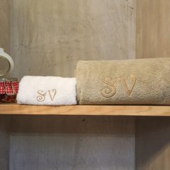 Отель Suite del Vico Италия, Альберобелло - отзывы, цены и фото номеров - забронировать отель Suite del Vico онлайн ванная фото 2