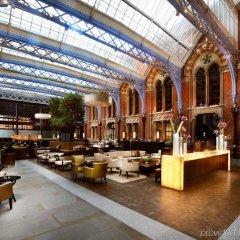 St. Pancras Renaissance Hotel London питание