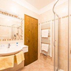 Отель Pension Lahn Парчинес ванная
