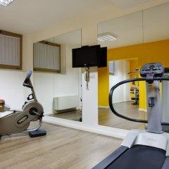 Отель Holiday Inn Genoa City Генуя фитнесс-зал фото 4