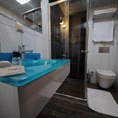 Yucel Hotel Турция, Усак - отзывы, цены и фото номеров - забронировать отель Yucel Hotel онлайн ванная фото 2