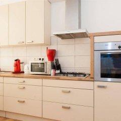 Апартаменты Apartment Nancy Brussel Брюссель в номере