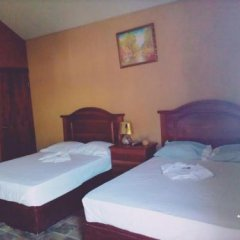 Отель Aqua Park Y Club Campestre El Yate Грасьяс комната для гостей фото 3