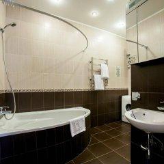 Корона отель-апартаменты ванная фото 2
