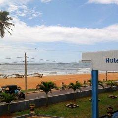 Hotel Honors Club пляж