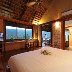 Отель Nuku Hiva Keikahanui Pearl Lodge комната для гостей фото 2