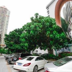 Shenzhen Renshanheng Hotel Шэньчжэнь парковка
