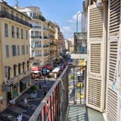 Отель Riviera Massena балкон