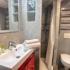 Отель Duplex old town Франция, Ницца - отзывы, цены и фото номеров - забронировать отель Duplex old town онлайн ванная фото 2