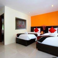 @Home Boutique Hotel Patong комната для гостей фото 5