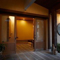 Отель Daimaru Ryokan Минамиогуни сауна