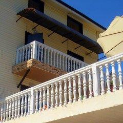Гостиница Николь балкон