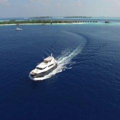 Отель Fantom Luxury Yacht Мальдивы, Остров Гасфинолу - отзывы, цены и фото номеров - забронировать отель Fantom Luxury Yacht онлайн пляж фото 2