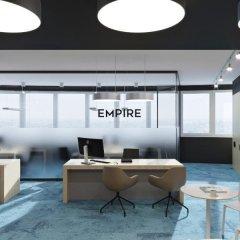 Отель Empire Apart Польша, Вроцлав - 1 отзыв об отеле, цены и фото номеров - забронировать отель Empire Apart онлайн интерьер отеля фото 2