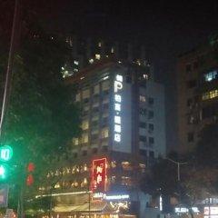 Paco Business Hotel Jiangtai Metro Station Branch городской автобус
