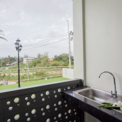 Отель Journey Residence Phuket балкон