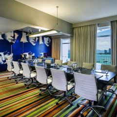 Hard Rock Hotel Pattaya спортивное сооружение