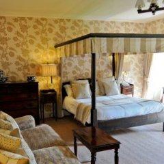 Culcreuch Castle Hotel комната для гостей фото 2