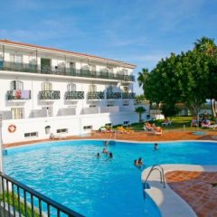 Hotel Citymar Perla De Andalucia бассейн фото 2