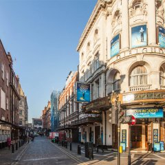 Апартаменты Piccadilly Circus & Chinatown Apartments