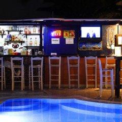 Отель Anny Studios Perissa Beach бассейн фото 3