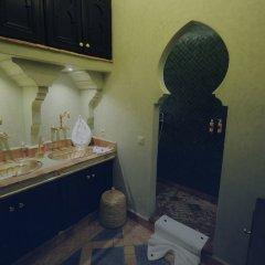 Отель Riad Kasbah Марокко, Марракеш - отзывы, цены и фото номеров - забронировать отель Riad Kasbah онлайн ванная