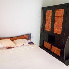 Апартаменты New Nordic Apartment 5 Паттайя сейф в номере