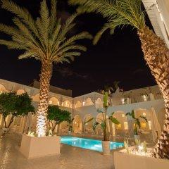Отель Riad Palais Blanc Марокко, Марракеш - отзывы, цены и фото номеров - забронировать отель Riad Palais Blanc онлайн бассейн