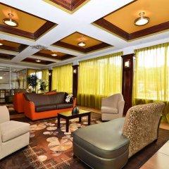 Отель Quality Inn & Suites New York Avenue интерьер отеля фото 3