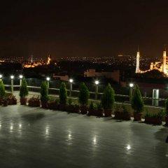 Отель SULTANHAN Стамбул балкон