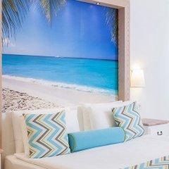 Iz Flower Side Beach Hotel All Inclusive Турция, Сиде - отзывы, цены и фото номеров - забронировать отель Iz Flower Side Beach Hotel All Inclusive онлайн балкон