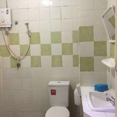 Green Hotel Бангкок ванная