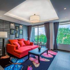 Отель The Pavilions Phuket комната для гостей фото 5