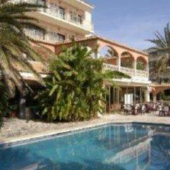 Hotetur Hotel Lago Playa спортивное сооружение