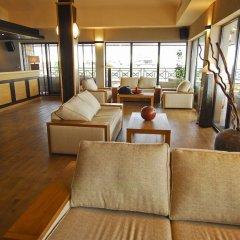 Отель BlackSeaRama Club Residence Болгария, Балчик - отзывы, цены и фото номеров - забронировать отель BlackSeaRama Club Residence онлайн интерьер отеля фото 2