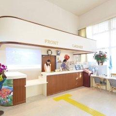 Отель Miyuki Hamabaru Resort Центр Окинавы питание