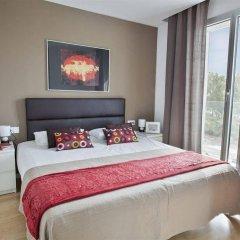 Апартаменты Mistral City Pool Apartments комната для гостей фото 3