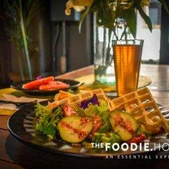 The Foodie Hostel Мехико питание