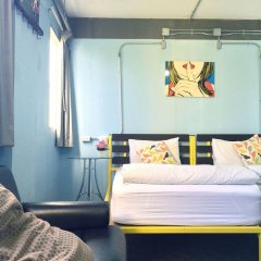Saphaipae Hostel Бангкок комната для гостей фото 5