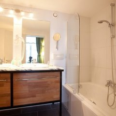 Hotel 't Sandt Antwerpen Антверпен ванная