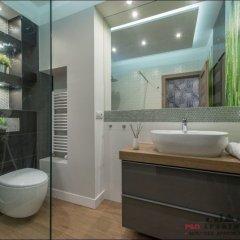 Апартаменты P&O Apartments Galeria Bracka Варшава ванная фото 2