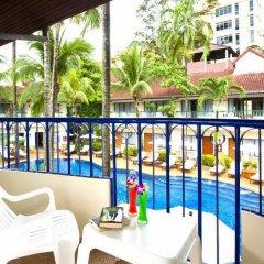 Отель Horizon Patong Beach Resort & Spa балкон фото 2