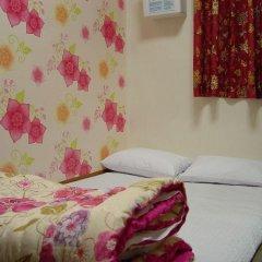 Saewha Hostel сейф в номере