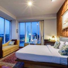 Отель Baan Dinso @ Ratchadamnoen Бангкок комната для гостей фото 3
