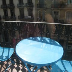 Отель Guest House Balmes Барселона балкон