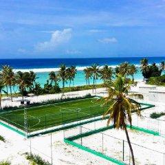 Отель Star Shell Мальдивы, Мале - отзывы, цены и фото номеров - забронировать отель Star Shell онлайн пляж фото 2