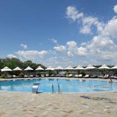 Отель Prestige Hotel Болгария, Свиштов - отзывы, цены и фото номеров - забронировать отель Prestige Hotel онлайн бассейн