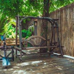 Отель Sasitara Thai villas Таиланд, Самуи - отзывы, цены и фото номеров - забронировать отель Sasitara Thai villas онлайн спортивное сооружение