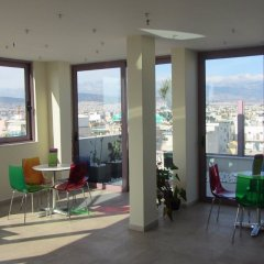 Novus City Hotel балкон